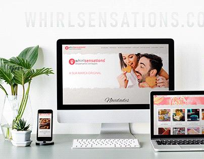 Website Whirlsensations