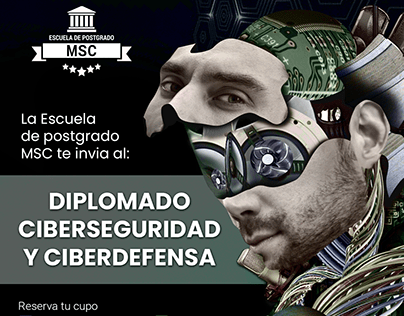 Diplomado ciberseguridad y ciberdefensa