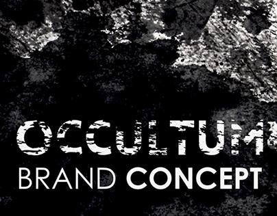 OCCULTUM - BRAND CONCEPT