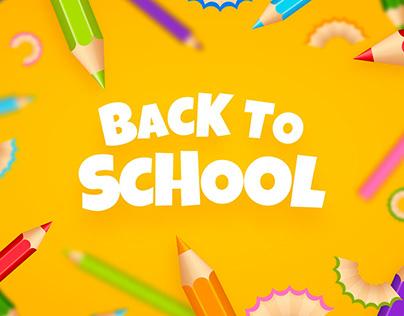 Vectors - Back to school!