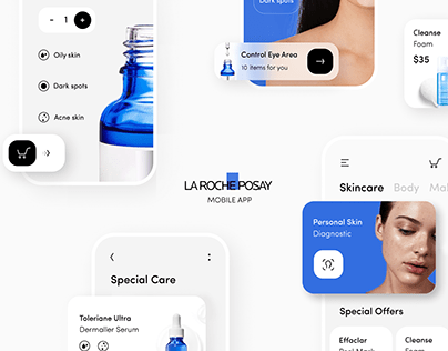 La Roche-Posay | Mobile App