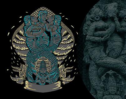 Sun Temple Konark - sculpture 2.0