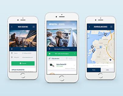 Volvo Penta - Båtkusten App