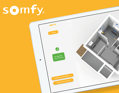DIAGNOSTICS DES CONNEXIONS - Collaboration Somfy / AR