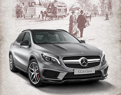 Newsedan - Anúncio Mercedes-Benz
