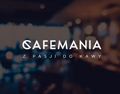 CAFEMANIA cafe branding