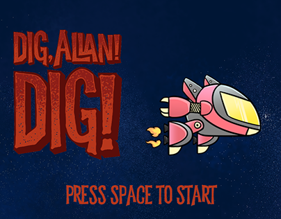 Dig, Allan! Dig!