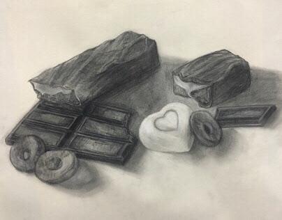 Foundation Review/Drawing Portfolio