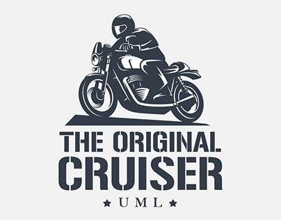 Logo Design - UML motorcycles