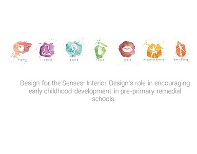 Sensory Design for remedial learning environments
