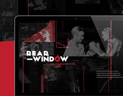Rear Window Interface