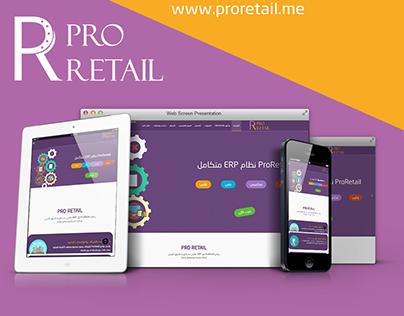 Pro Retail UI