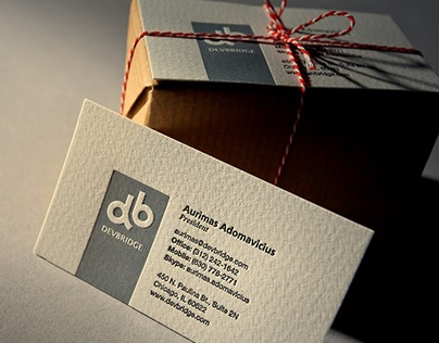 5 Reasons Why Business Cards are still Useful