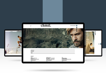 Erik Chmil Online Portfolio