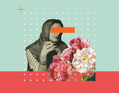 Urbintage - Collage Series