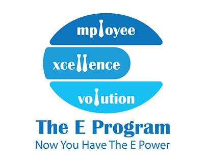 The E Program logo