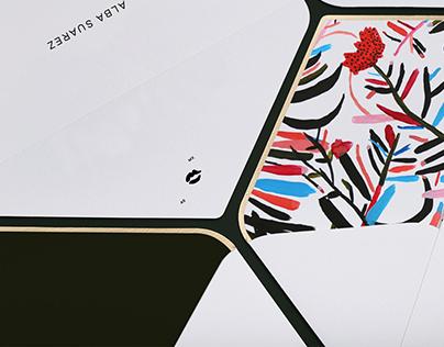 ALBA SUAREZ / branding
