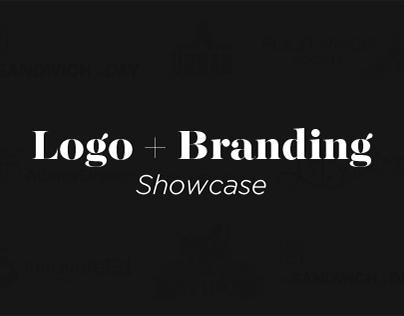 Logo + Branding Showcase