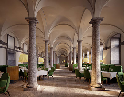 Hotel - Monastery Rehabilitation