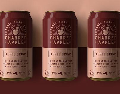Charred Apple Branding & Packaging
