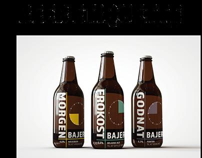 Beer Etiquette - School Project