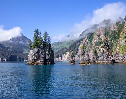 Kenai-Fjords-Nationalpark (Alaska)