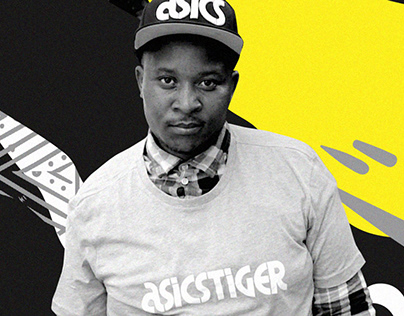 ASICS Tiger Activation - Pantsula Kings