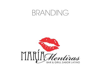 Maria Mentiras Bar & Grill