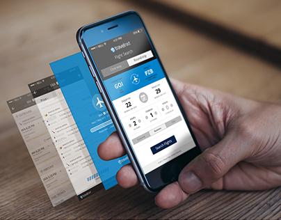 Open Sourcing a Travel Mobile UI - Eva