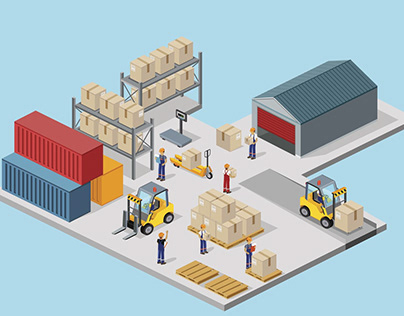 Warehousing Services In Dubai   Keyto Sell