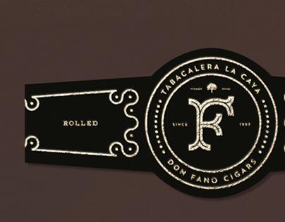 Don Fano Cigars Re-Design