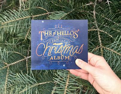 The Oh Hellos Family Christmas Album