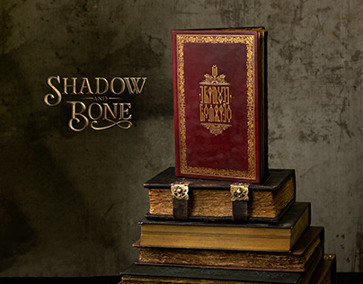 Movie Prop Books - Shadow and Bone