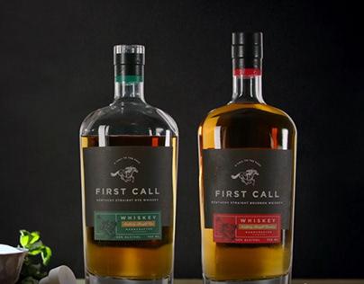First Call Bottle Design