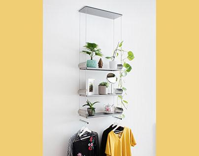 IIO - A more than unique shelf