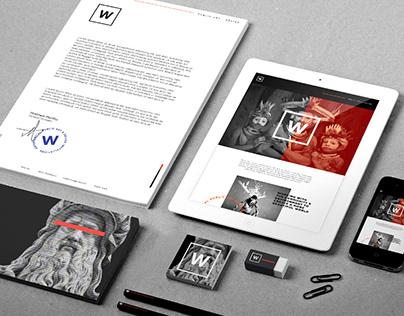 WISE inc. Brand Identity