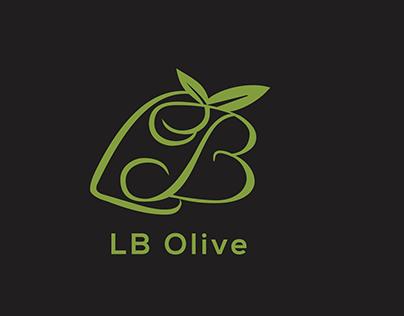 LB Olive Logo Design