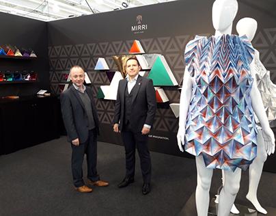 Mirri at Retail Design Expo 2017