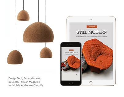Digital Magazines Design