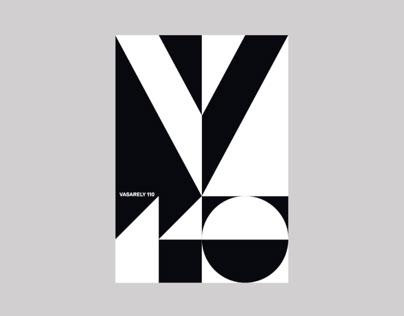 VASARELY 110 Years Anniversary