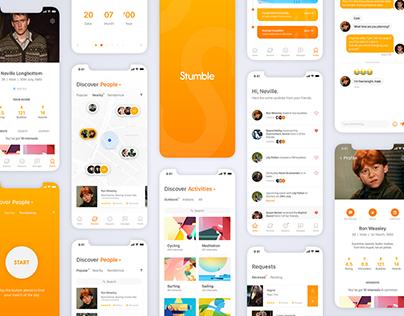 Stumble - Concept Design