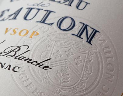 Cognac Château de Beaulon, VSOP
