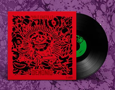 DEMONIO | Disco de vinilo