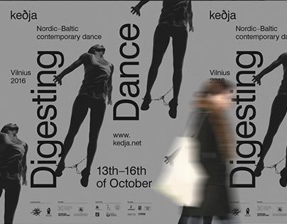 keðja Nordic-Baltic contemporary dance workshop