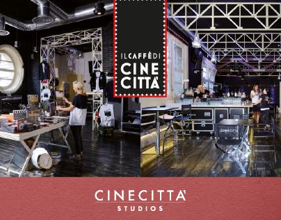 Graphic - Cinecittà Studios