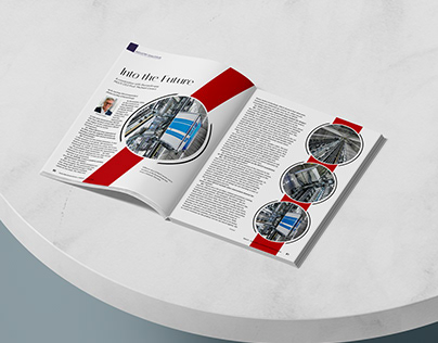 Page design examples-EW Europe 7th and 8th issue(2020)
