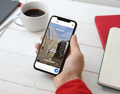 Miusam | Real Estate - Website