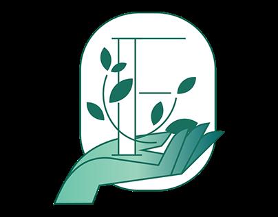Logo per Massaggiatrice Olistica