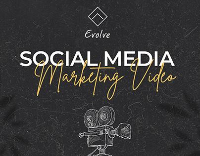 Social Media - Marketing video - Evolve