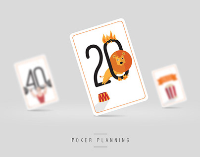 Poker Planning Cards